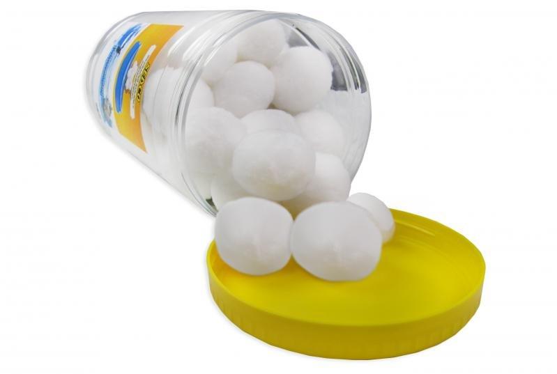 Filtrační kuličky PES AQUA CRYSTAL 1000 g - Balení