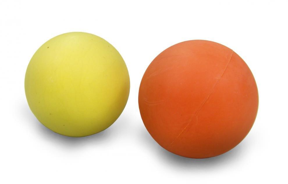Míček STREET Hokej / Lakros SEDCO oranžová