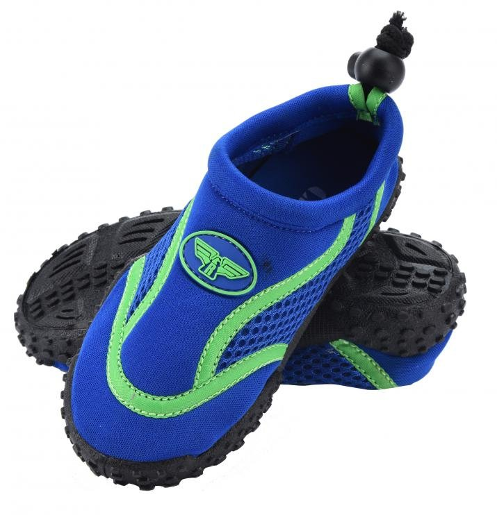 Boty do vody dětské modré V.34