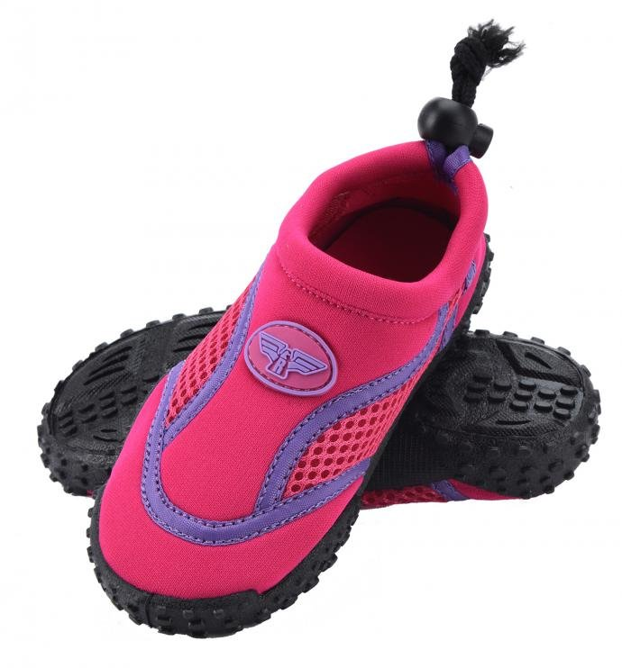 Boty do vody dětské růžové V.30