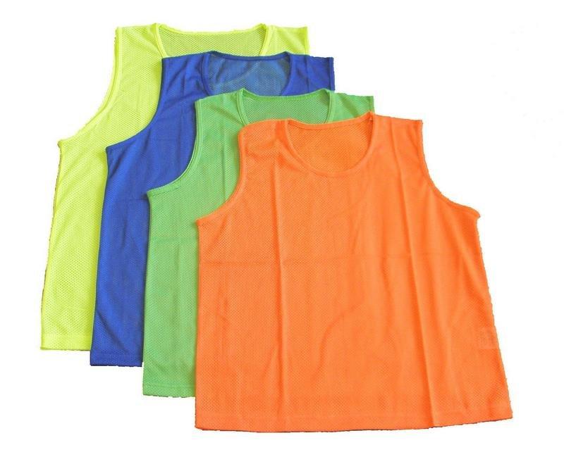 Rozlišovací triko děrované RICHMORAL oranžové velikost XL