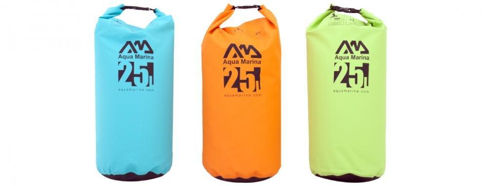 Vodácký batoh SUPER DRY Aqua Marina 25 l