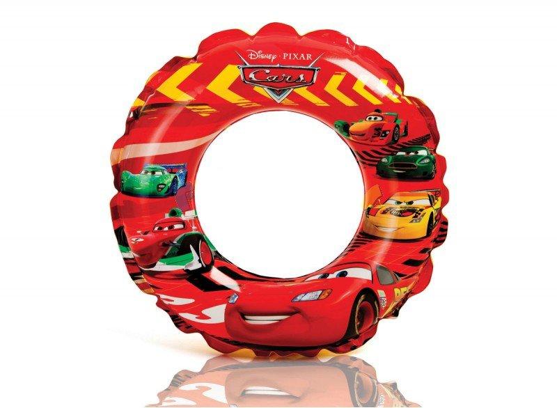 Kruh plavecký INTEX CARS 51 cm