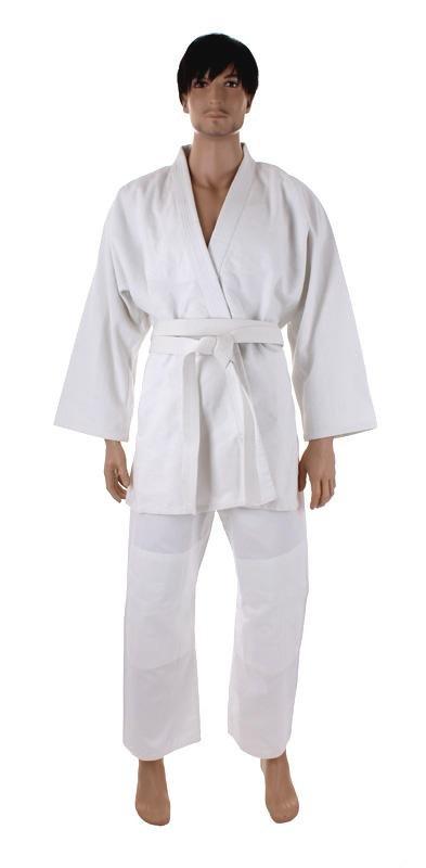 Sedco Kimono JUDO 160 + pásek (bílé)
