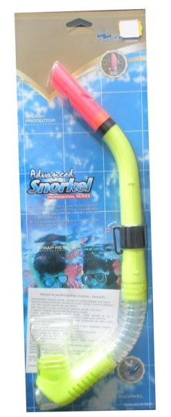 Šnorchl WAVE siliter s ventilem 61401