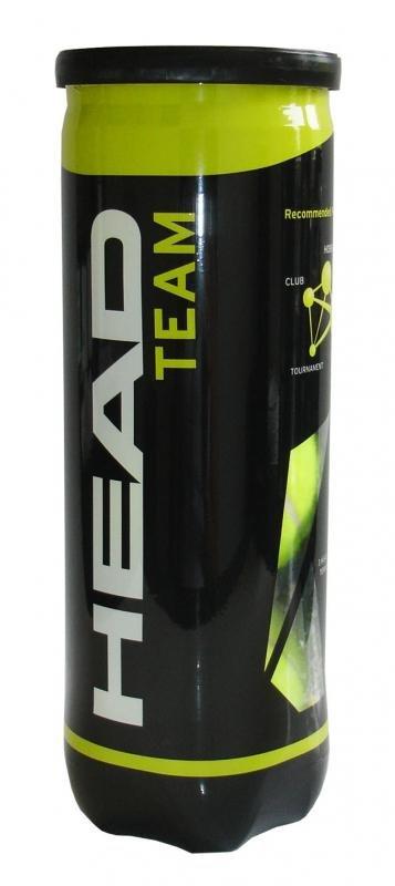 Tenisové míčky HEAD TEAM 3ks