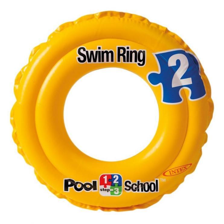 Kruh plavací INTEX DELUXE 51cm
