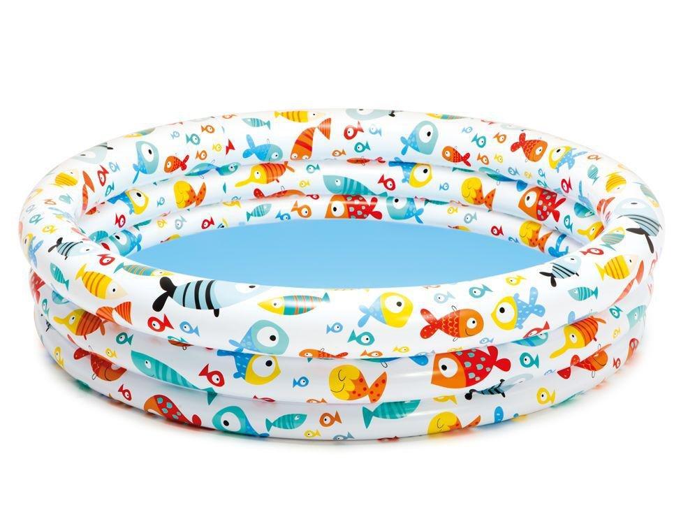 Bazén nafukovací dětský FISHBOWL INTEX 59431