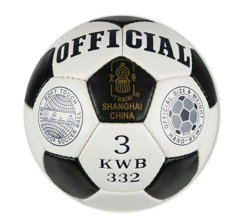 Fotbalový míč OFFICIAL SEDCO KWB32 vel. 3+dárek