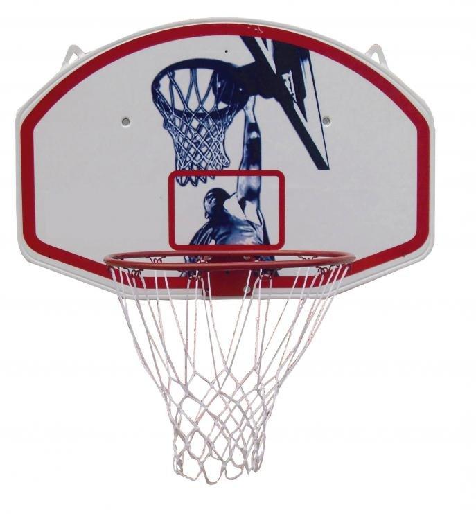 Panel na basket SPARTAN 90x60 1180 + síťka venkovní použití