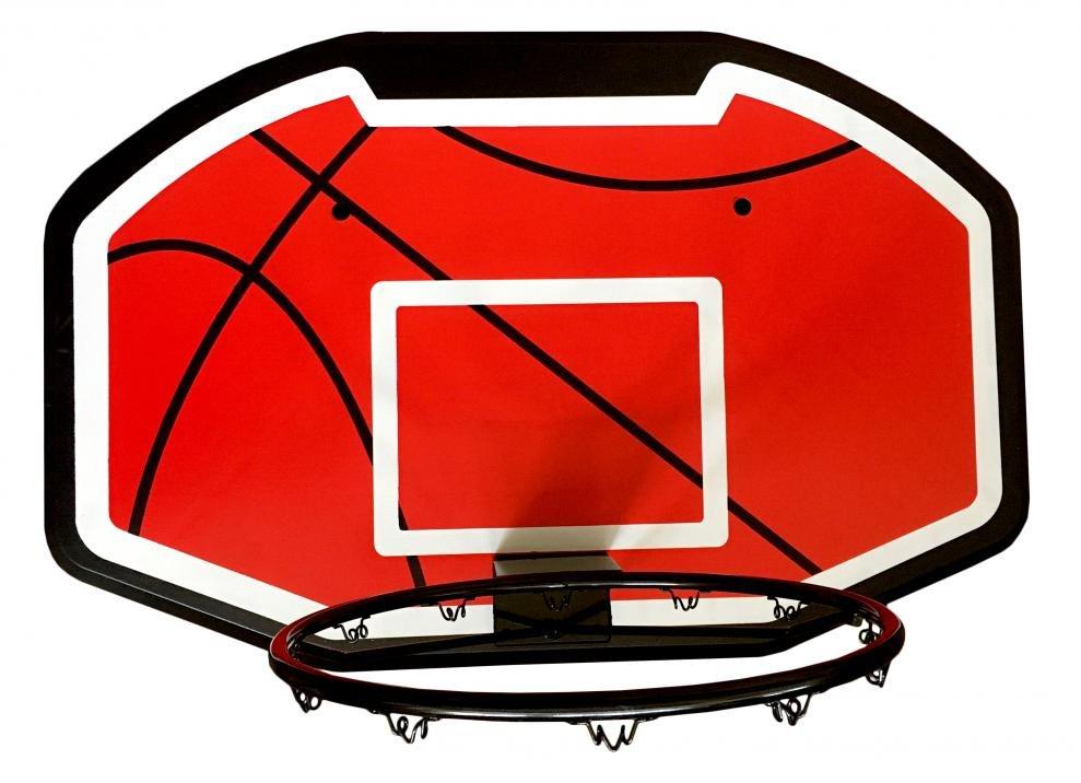 Panel na basket Sedco + koš + síťka 110*70cm