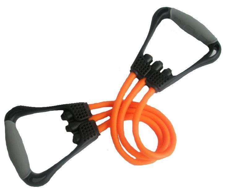 Posilovač Pull Rubber KR 396TR SEDCO oranžový 48 cm