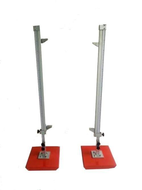 Stojan na skok vysoký ALU4418 SEDCO hliník a ocel 250 cm