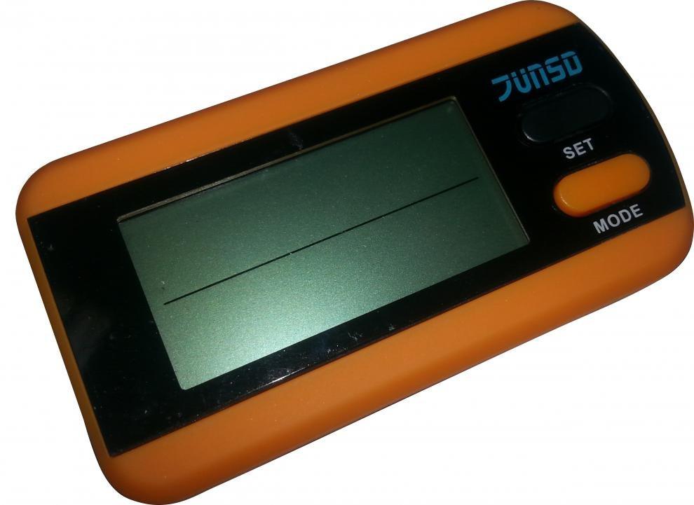 Krokoměr Junso 3D JS-218