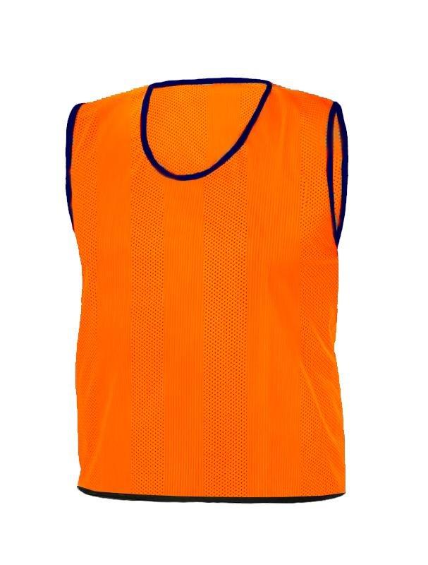 Rozlišovací dresy STRIPS ORANŽOVÁ RICHMORAL velikost L