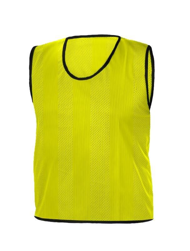 Rozlišovací dresy STRIPS ŽLUTÁ RICHMORAL velikost L