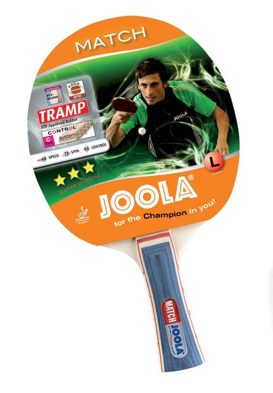 Pálka na stolní tenis JOOLA MATCH