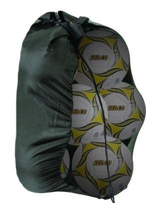 Fotbalové míče SEDCO 5 FOOTBALL SET 6ks + nylonová síť