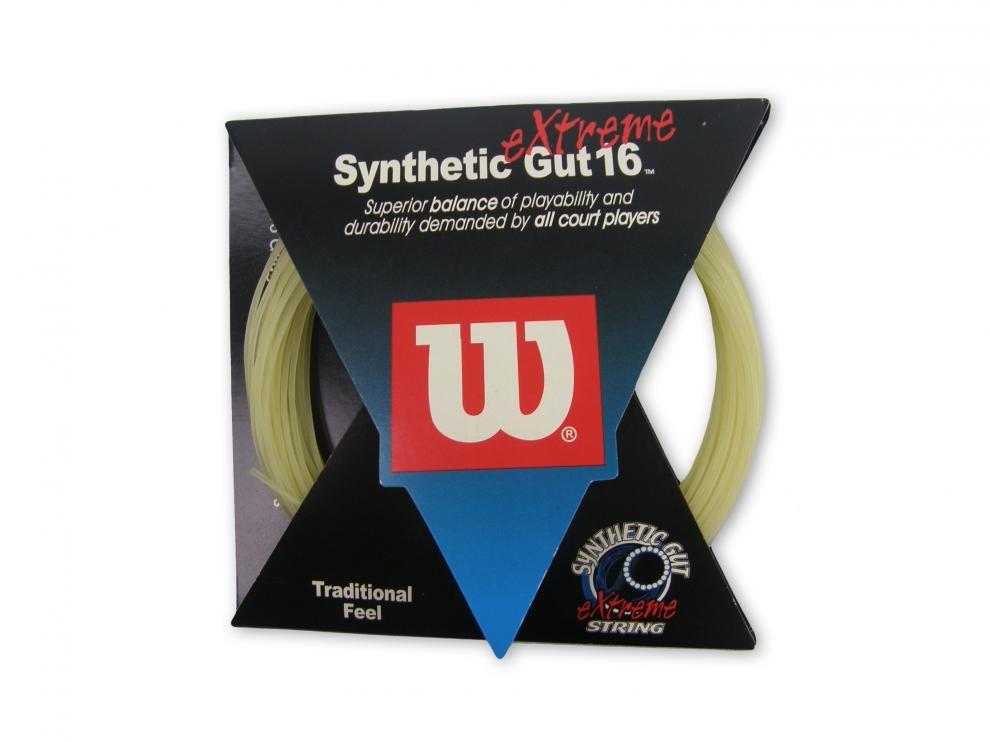 Tenisový výplet W - SYNTHETIC GUT eXtreme 16 doprodej