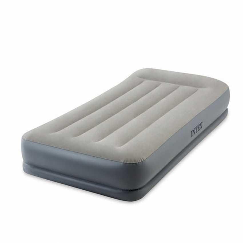 Nafukovací postel Intex 64116 MID RISE AIRBED TWIN 99x191x30 cm