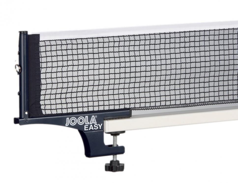 Držák síťky + síťka na stolní tenis JOOLA EASY