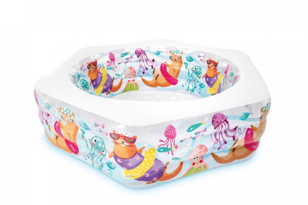 Nafukovací dětský bazén Intex 56493 193x180x64 cm