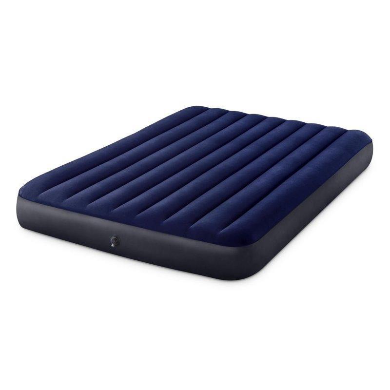 Nafukovací postel INTEX 64759 QUEEN Dura-Beam 152x203x25 cm