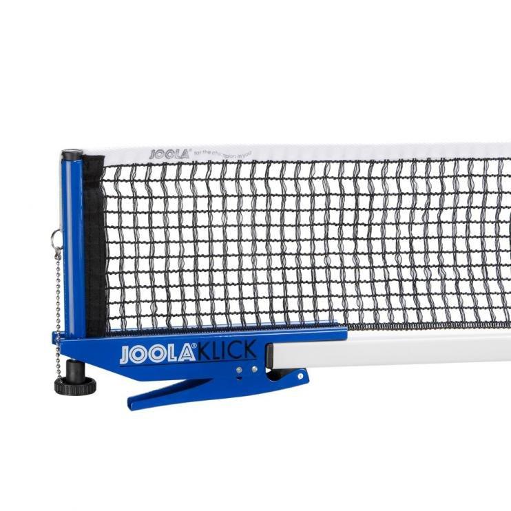 Držák síťky + síťka na stolní tenis JOOLA KLICK