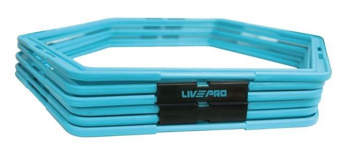 Mřížka LivePro AGILITY frekvenční nastavitelný - 6 STEP