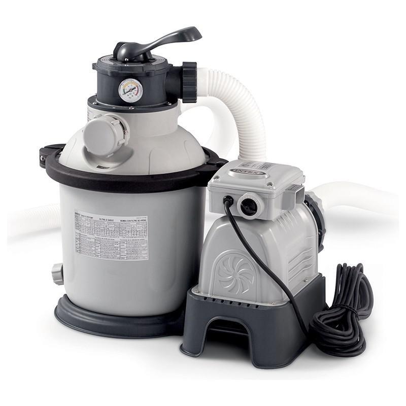 Bazénová písková filtrace INTEX 26646 7,9m3