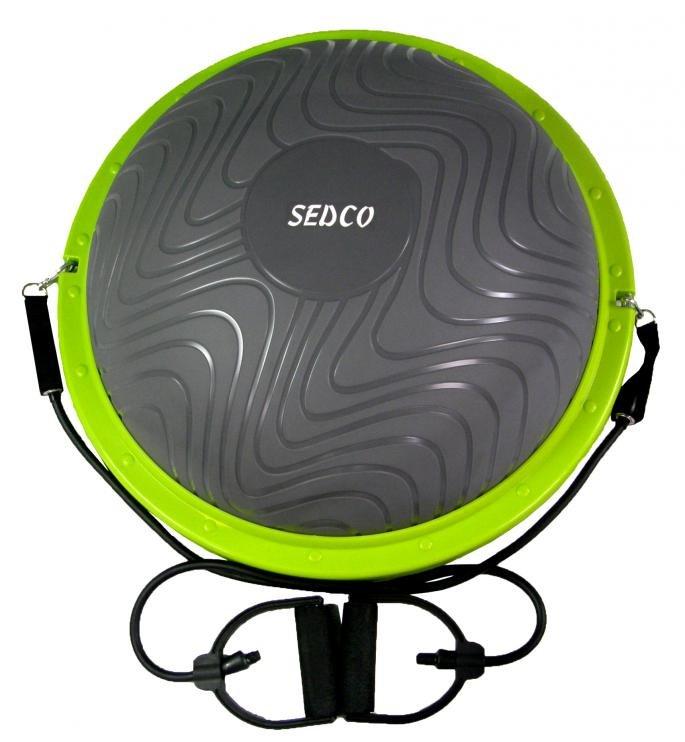 Balanční podložka SEDCO CX-GB1510 DOME BALL 60 cm s madly