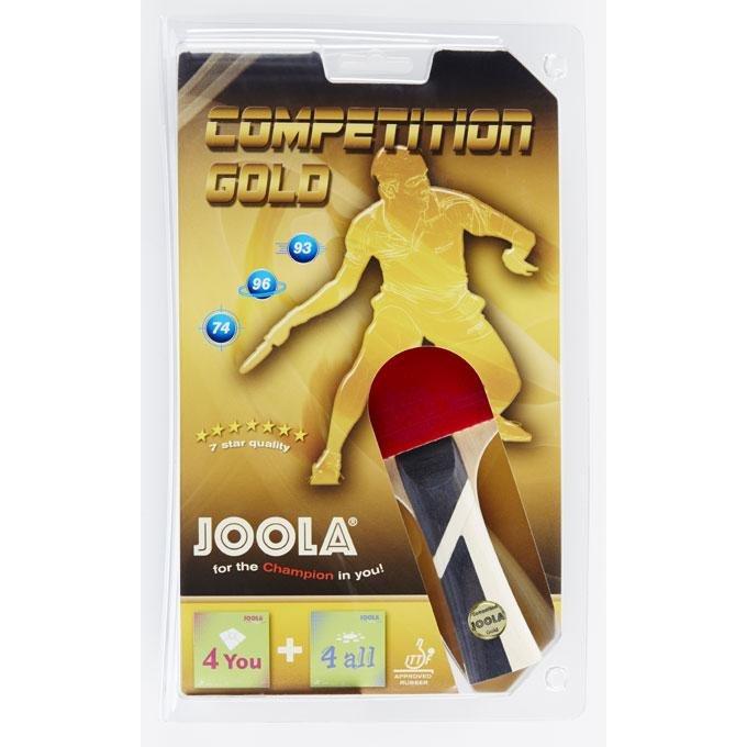 Pálka na stolní tenis JOOLA COMPETITION GOLD
