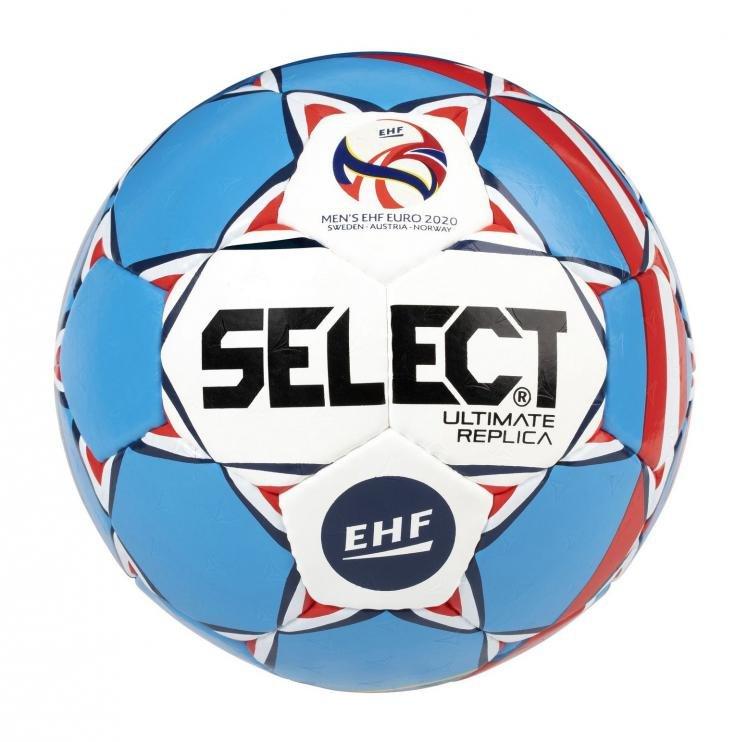 Míč házená Select HB Ultimate EURO 2020 Replica - 3