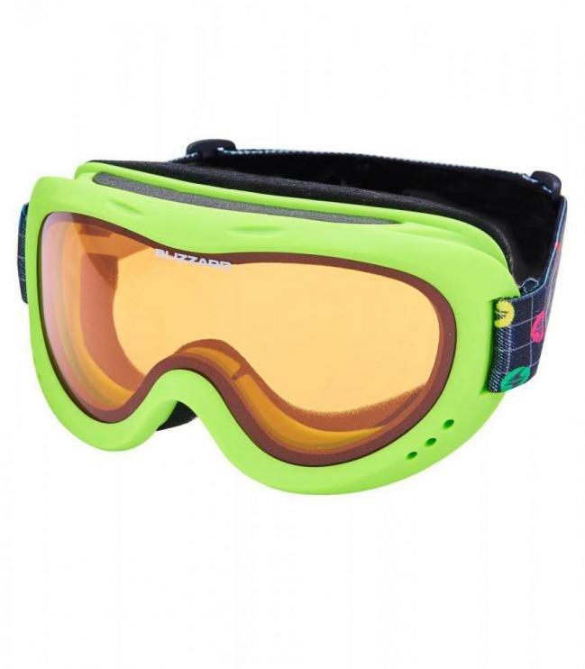 Lyžařské brýle BLIZZARD 907DAO zelené
