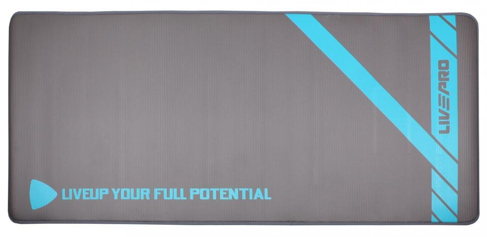 Sportovní karimatka LivePro LP8228 185x80x1 cm