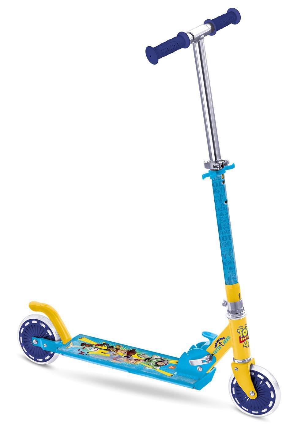 Koloběžka MONDO 28496 ALU - Toy Story