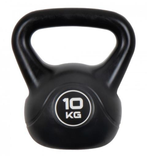 ČINKA KETTLEBELL PLAST P2I 10 kg
