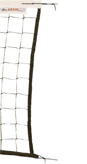 Síť volejbalová KV ŘEZÁČ se šňůrou