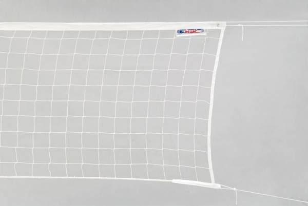 Síť volejbalová s lankem bílá SEDCO