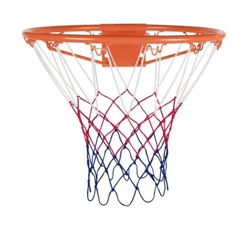 Síťka basketbalová KV barevná