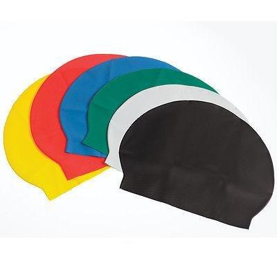 Koupací čepice LATEX EFFEA černá