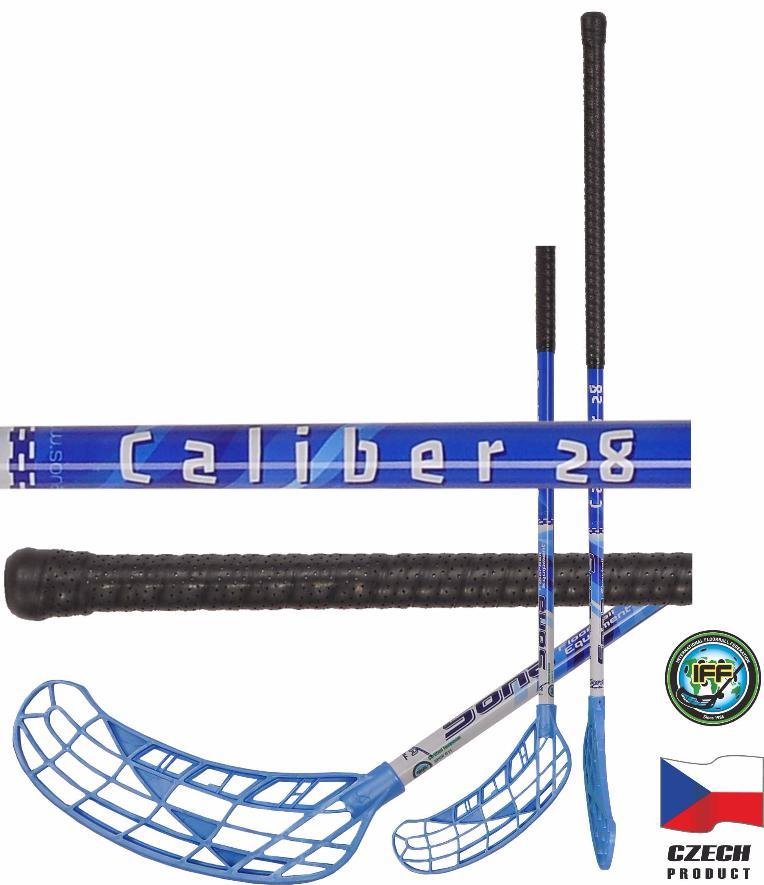 Florbalová hůl CALIBER 950 FLEX 28 levá