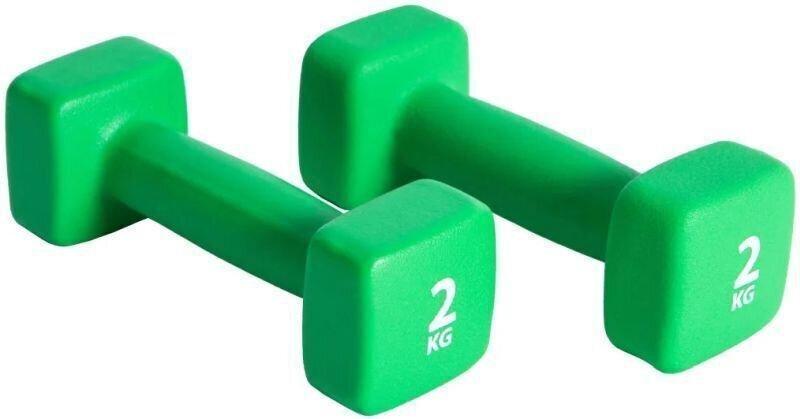 Činka NEOPREN P2I set 2x4 kg