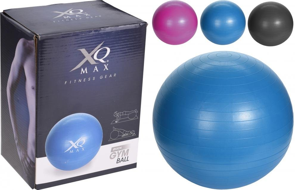 Gymnastický míč XQ MAX YOGA BALL 55 cm