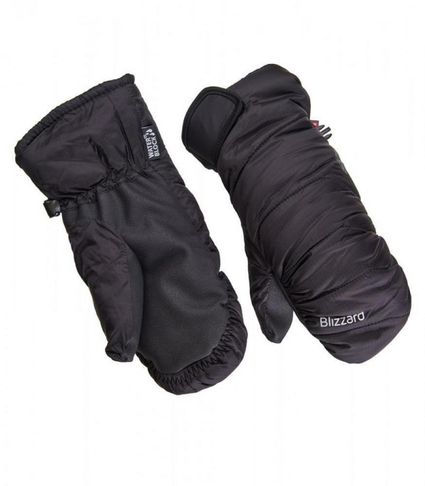 Lyžařské rukavice Blizzard BLIZZARD VIVA MITTEN, BLACK