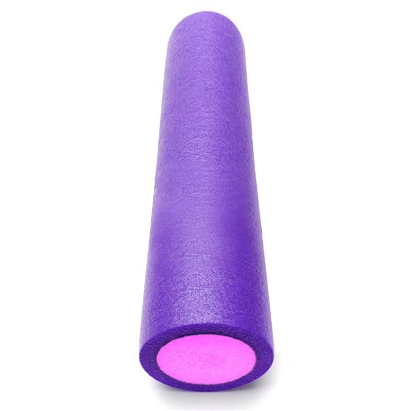 Masážní VÁLEC YOGA SEDCO 90x15 cm fialová
