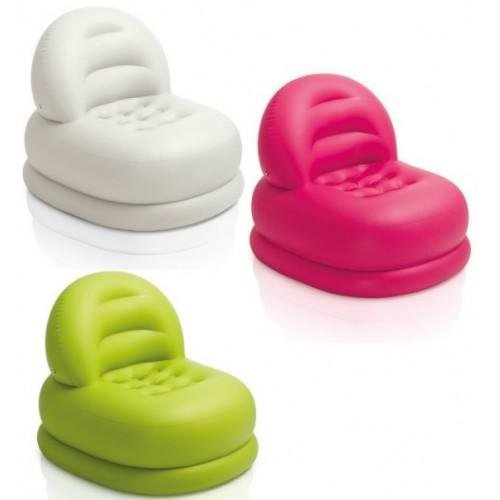 Nafukovací křeslo Mode Chair Intex 68592