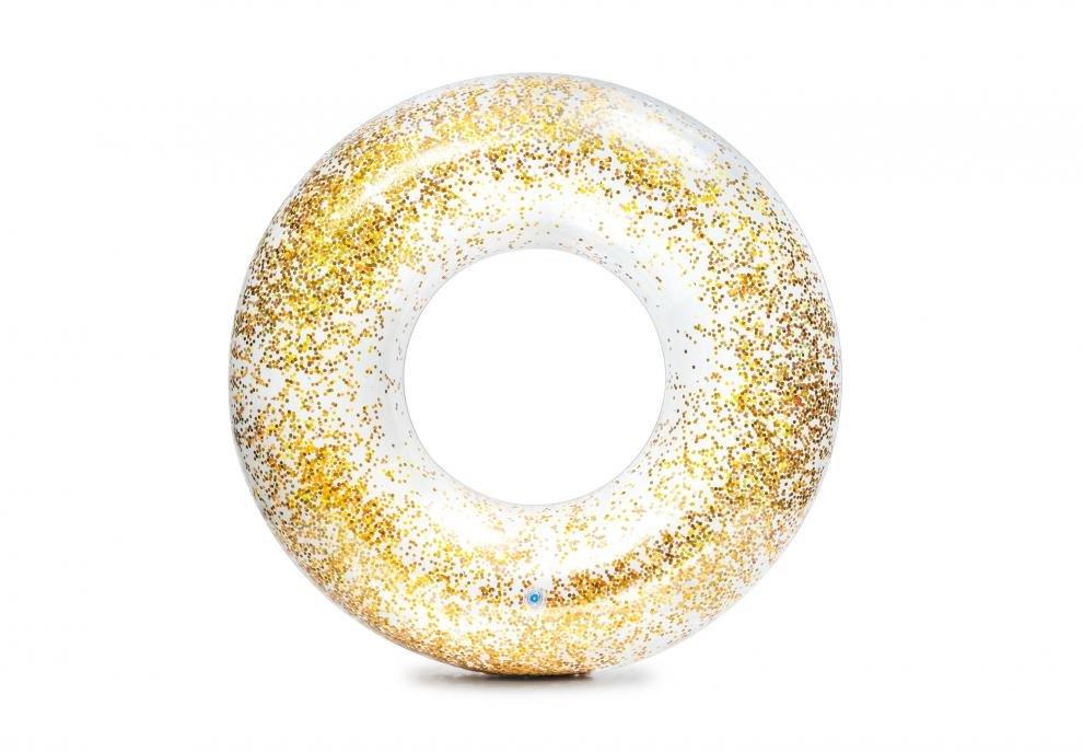 Nafukovací kruh INTEX 56274 Glitter 119 cm