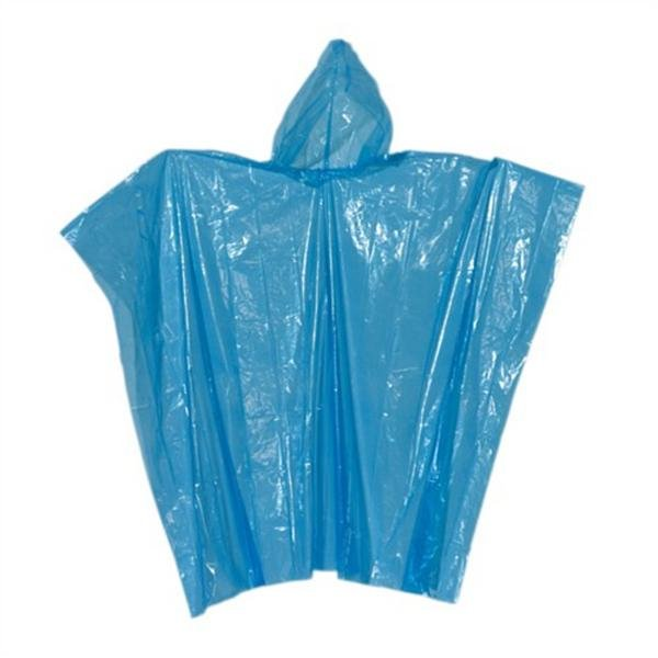 Pláštěnka PONČO 0179-modrá