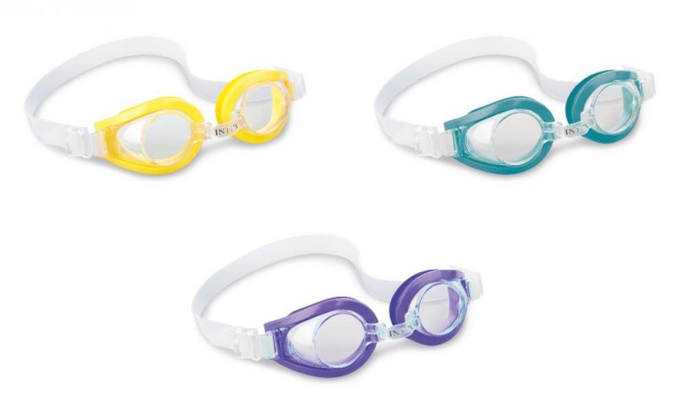 Plavecké brýlé INTEX 55602 SPORT PLAY 8+